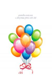 11 гелиевых шаров