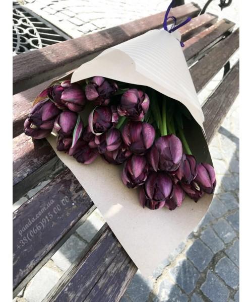 21 чернильный тюльпан