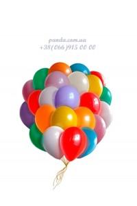 25 гелиевых шаров