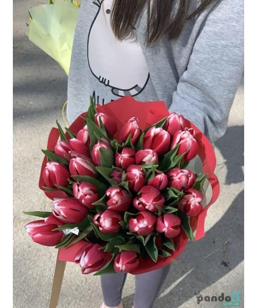 29 тюльпанов