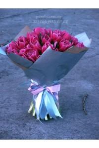 31 фиолетовый тюльпан