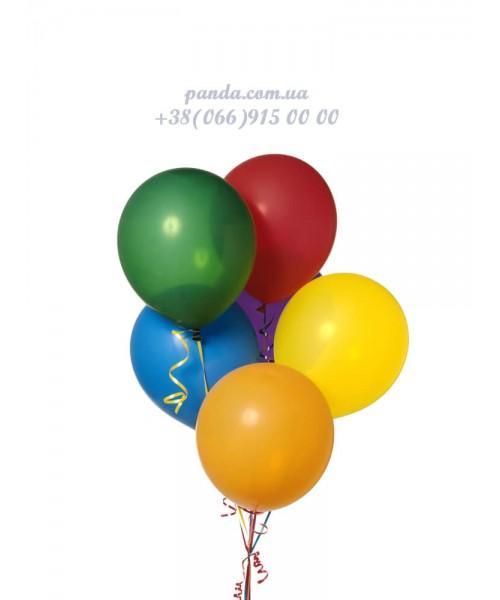 6 гелиевых шаров