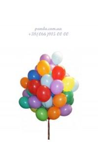 75 гелиевых шаров