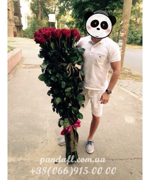 Голландская роза 160 см