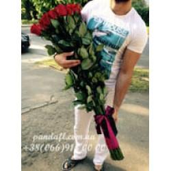 Роза от 100 см