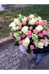 """Композиция """"Розовые облака"""""""