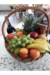 """Корзина из фруктов """"Фруктовый сюрприз"""""""