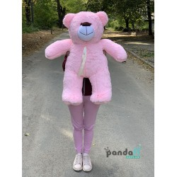 Мишка 100 см розовый