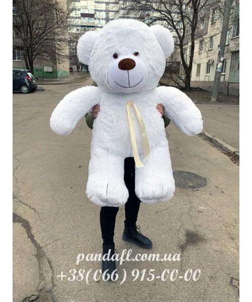 Мишка 130 см белый