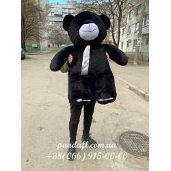 Мишка 130 см черный