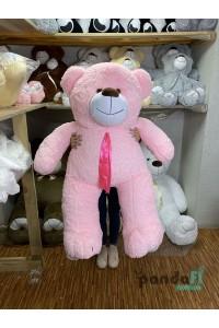 Мишка 150 см розовый