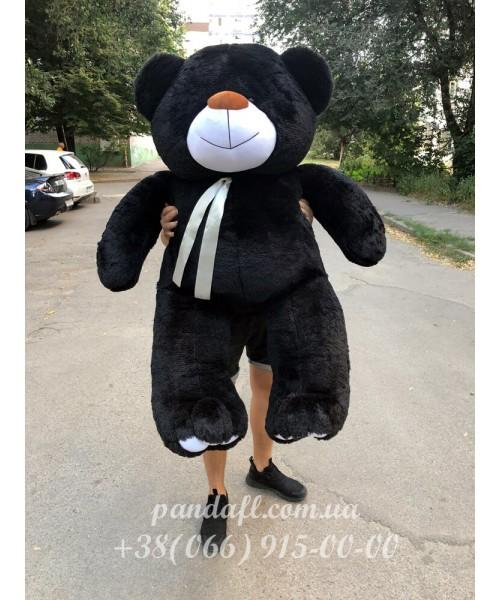 Мишка 160 см черный