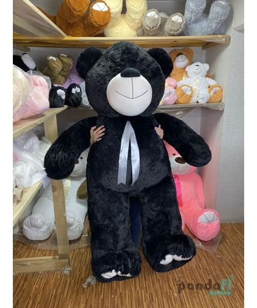Мишка 200 см черный