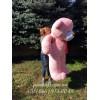 Мишка 200 см розовый