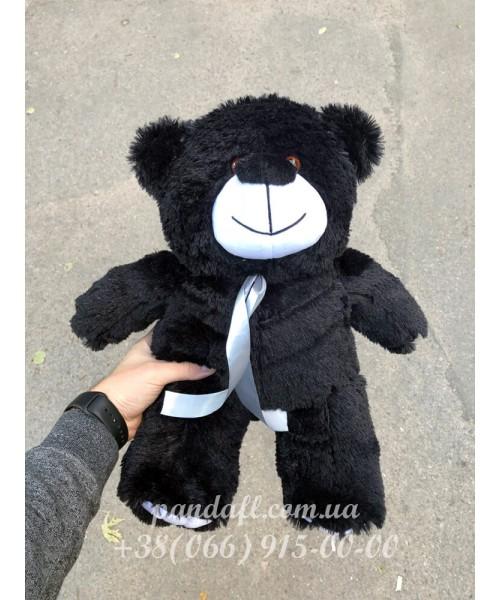Мишка 50 см черный