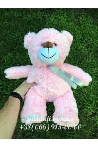 Мишка 50 см розовый