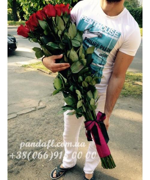 Розы 1 метр