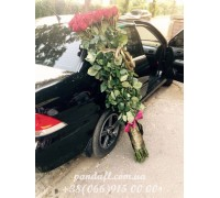 Розы 2 метра